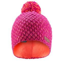 Skimütze Peru Timeless Kinder rosa