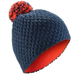 BONNET DE SKI ENFANT TIMELESS MARINE ORANGE