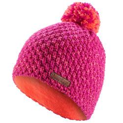 Timeless Children's Ski Hat - Pink