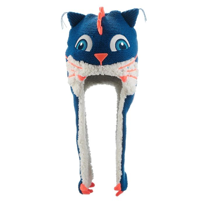 Peruaanse skimuts maat Kid Monstercat blauw