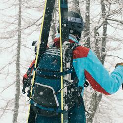 Skirugzak Reverse FS500 petrolblauw