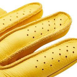 Zekerhandschoenen van leer Bigwall