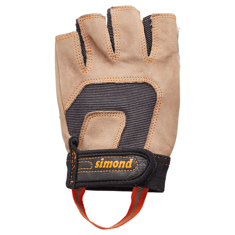 VIA FERRATA LANYARD & GEAR Via ferrata Canyoning and Caving - KID'S GLOVE VIA FERRATA SIMOND - Sports