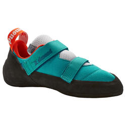 Rock+ Adult Climbing Shoes - Turquoise