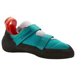 Klimschoenen voor volwassenen Rock+ turquoise