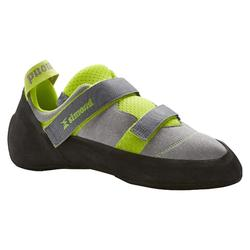 CHAUSSONS D'ESCALADE - ROCK+ GRIS