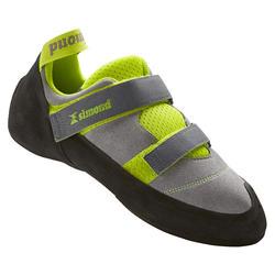 攀岩運動鞋 ROCK + - 灰色