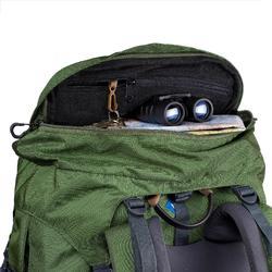 Trekkingrucksack TREK500 70 l + 10 l Herren grün