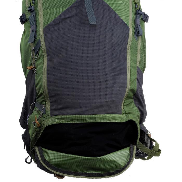 Trekkingrucksack TREK 500 70+10 Liter Herren grün