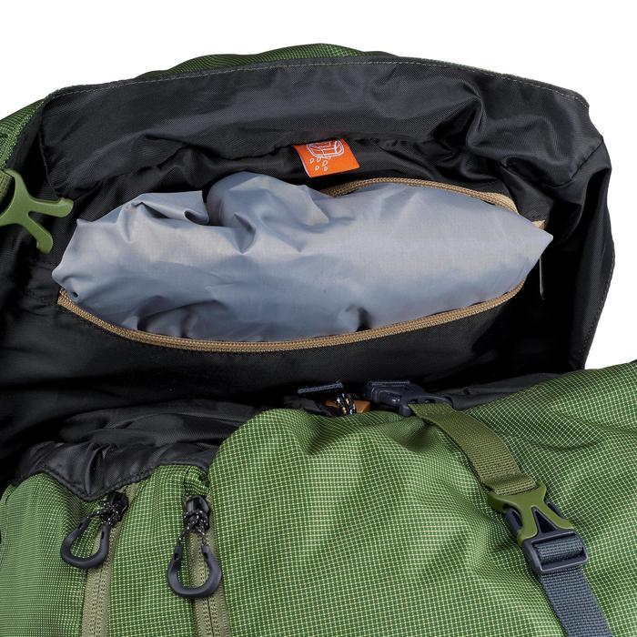 Sac à dos montagne TREK 700 70+10 Homme vert Olive