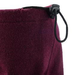 Adult Ski Reverse Neck Warmer - Pink Purple
