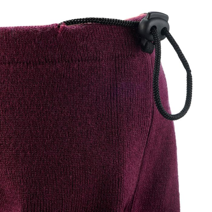 Adult Ski Reverse Neck Warmer - Pink Purple
