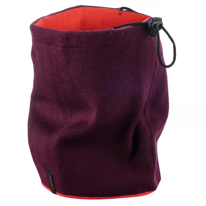 Skinekwarmer voor volwassenen Reverse roze/paars