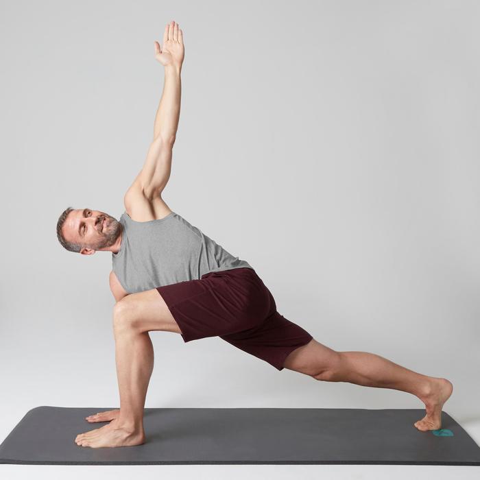 Débardeur coton respirant Gym & Pilates homme - 1504964