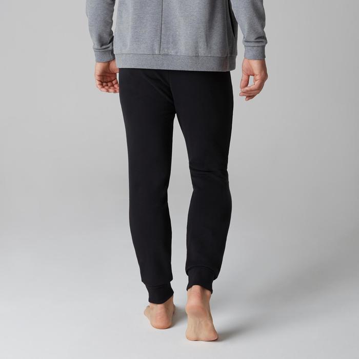 Pantalon de jogging homme slim 500 noir