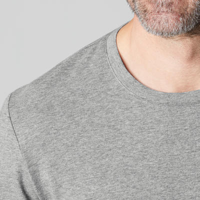 500 Regular חולצת T למתיחות -גווני אפור