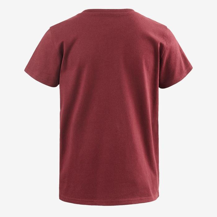 T-Shirt manches courtes 100 Gym garçon imprimé - 1505266