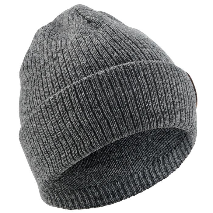 BONNET DE SKI ENFANT FISHERMAN GRIS