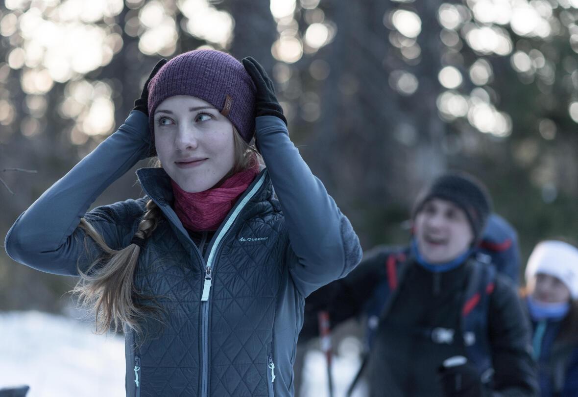 Hiking   Fall Winter Dress Tips: Onion Layering System