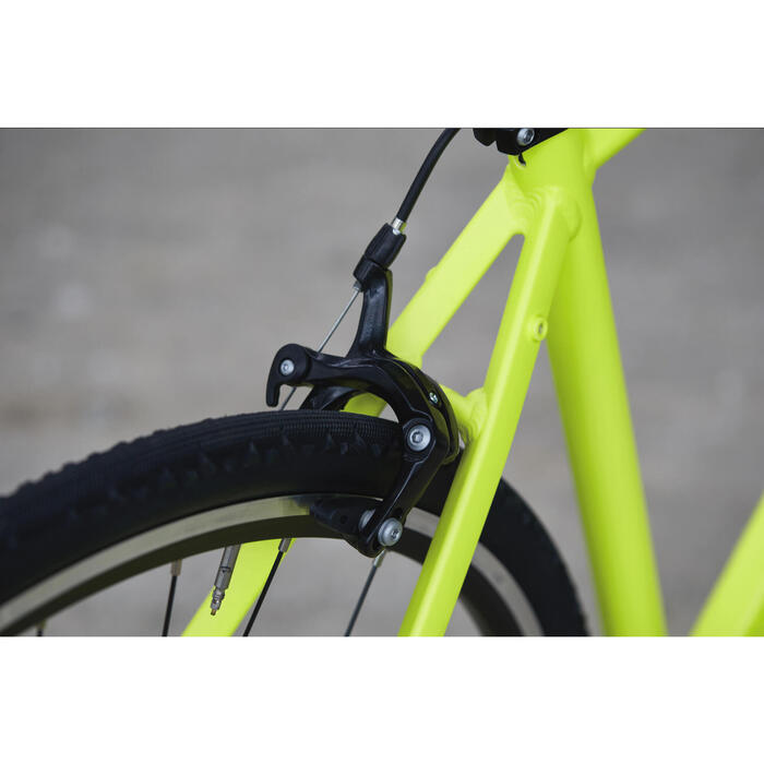 VELO ROUTE TRIBAN 100 GRIS - 1505395