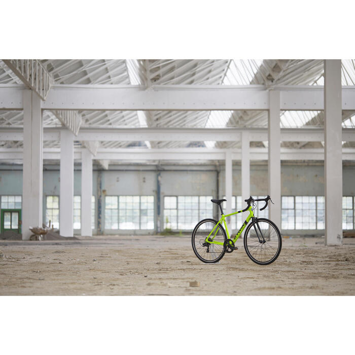 VELO ROUTE TRIBAN 100 GRIS - 1505397
