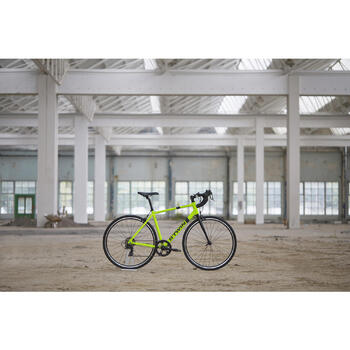 VELO ROUTE TRIBAN 100 GRIS - 1505398