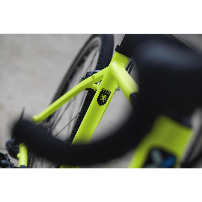 VELO ROUTE TRIBAN 100 GRIS - 1505403