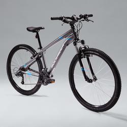 "Mountainbike ST 100 27.5"" 3x7 speed microshift/shimano grijs"