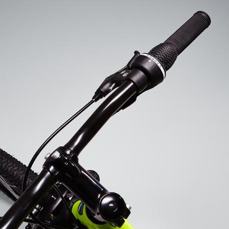 """Kalnu velosipēds """"ST 100"""", 27,5"""", dzeltens"""