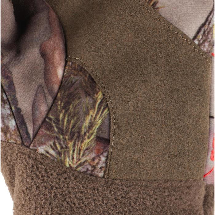 Jagdhandschuhe Fäustling camouflage Damen