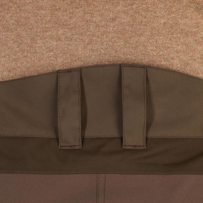 Jagdhose SG500WW wasserdicht Damen braun