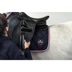Schabracke 500 für Pony/Pferd marineblau