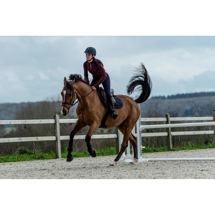 Casque équitation 500 - 1505638