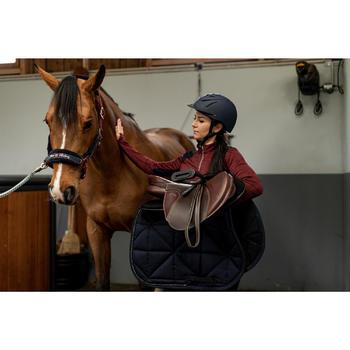 Casque équitation 500 - 1505639