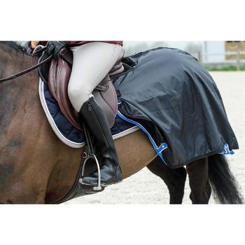 Waterdichte, warme en ademende paardrijbroek dames Kipwarm beige