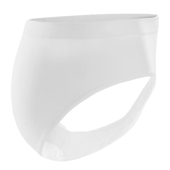Funktionsunterhose Lauf-Slip atmungsaktiv Damen weiß