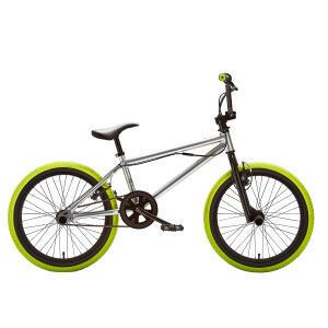 BMX enfant gris
