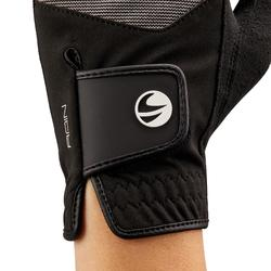 Golfhandschoen voor heren, voor regenweer, rechtshandig.