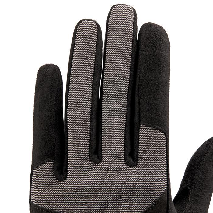 Gant de golf pluie femme droitière noir - 1506443