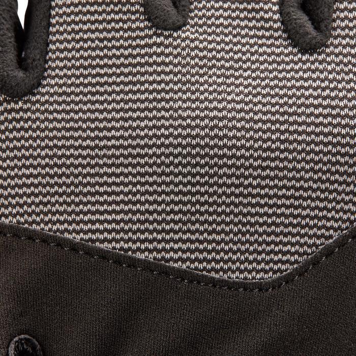 Gant de golf pluie femme droitière noir - 1506454