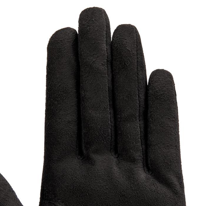 Gant de golf pluie femme droitière noir - 1506460