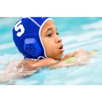 Bonnet water polo junior easyplay noir