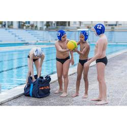 Sac équipe natation 60 L bleu foncé