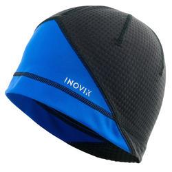 Tuque de ski de fond adulte bleu XC S BEANIE 500