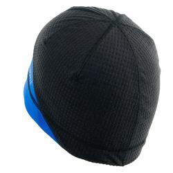 Bonnet de ski de fond adulte bleu XC S BEANIE 500