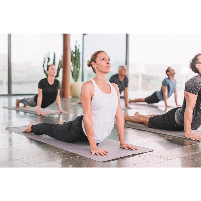 """Pantalon  Yoga dynamique fluide """"du studio au bureau"""" femme noir - 1506544"""