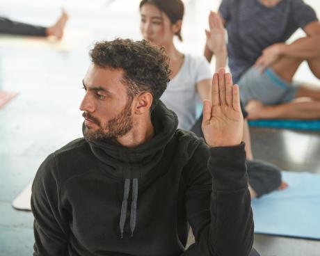 musculation et yoga