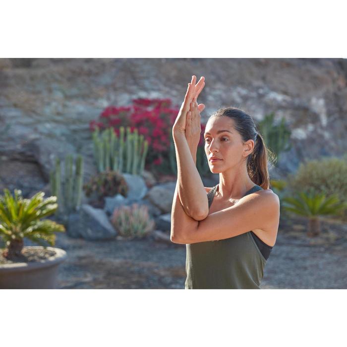 Débardeur sans coutures Yoga+ femme - 1506551