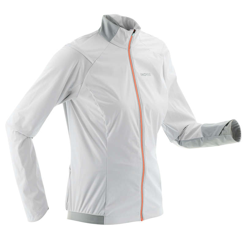 ADULT CROSS COUNTRY CLOTHING Cross-Country Skiing - XC S 500 Women's Light Jacket INOVIK - Cross-Country Skiing