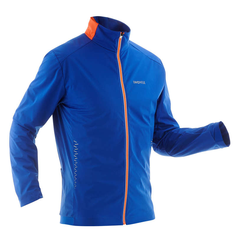 ADULT CROSS COUNTRY CLOTHING Cross-Country Skiing - XC S 500 Men's Light Jacket INOVIK - Cross-Country Skiing
